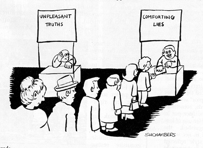 lies v truth